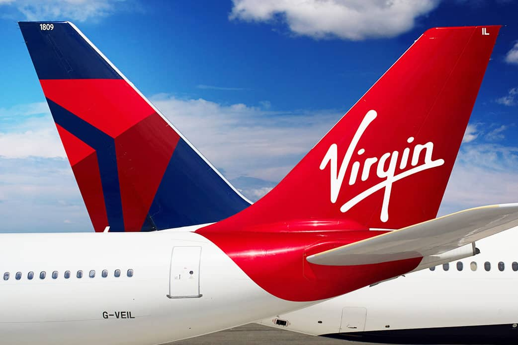Delta investment in virgin atlantic towers watson investment consulting