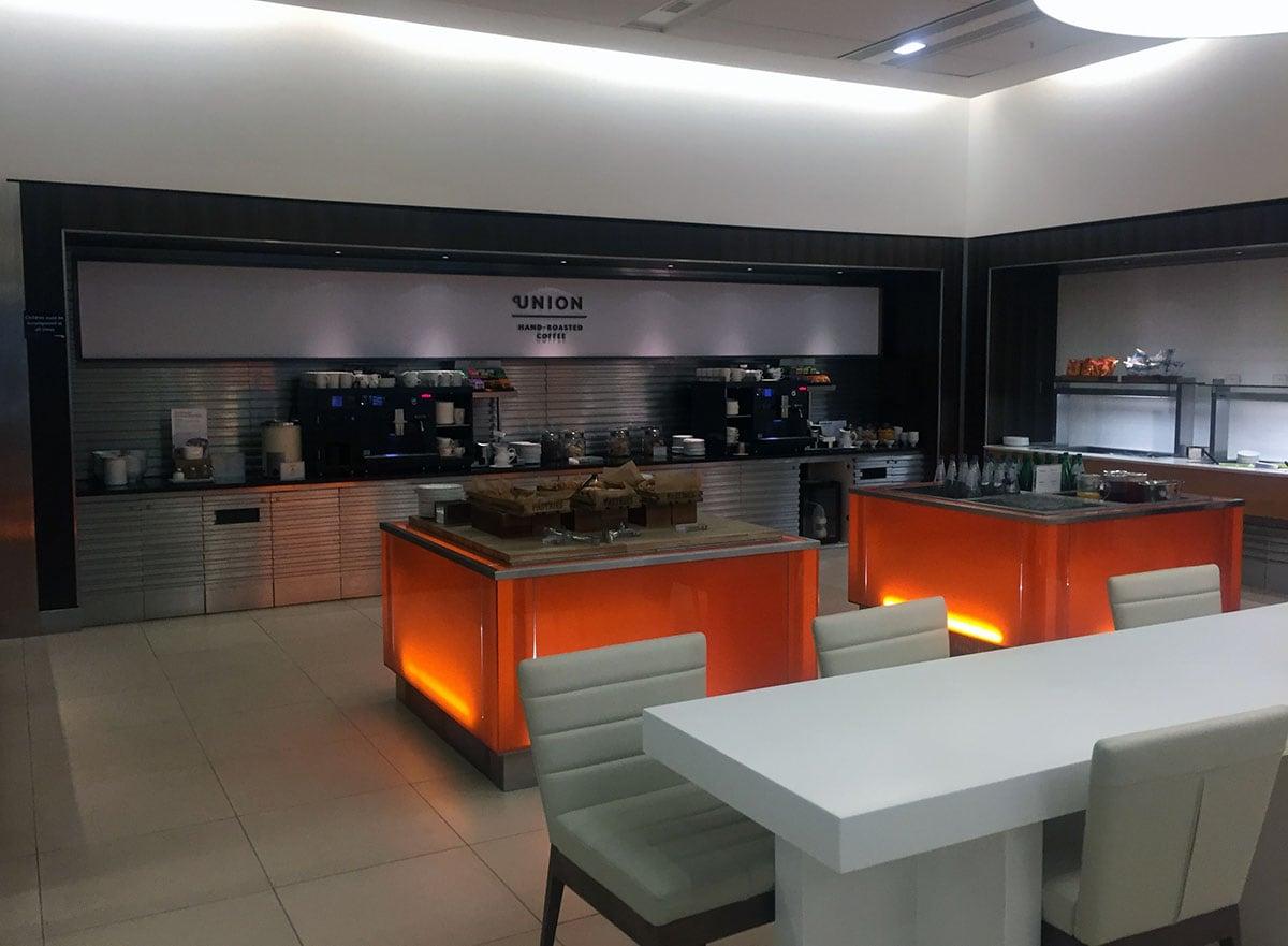 Ba London Heathrow Terminal 5 Arrivals Lounge Review