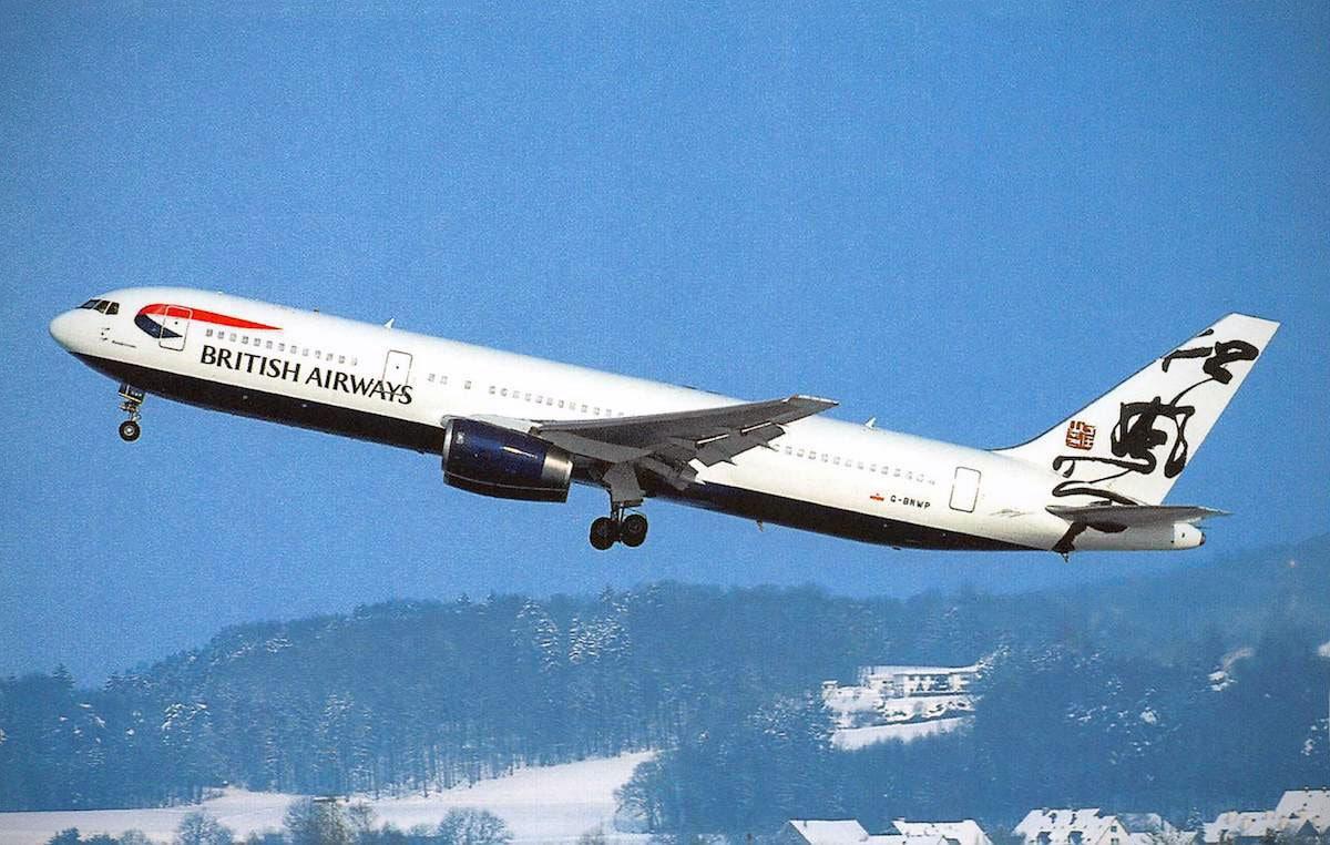 British Airways bids farewell to the Boeing 767 – London Air Travel